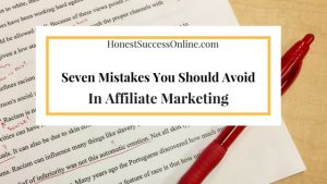 Seven Common Mistakes You Should Avoid