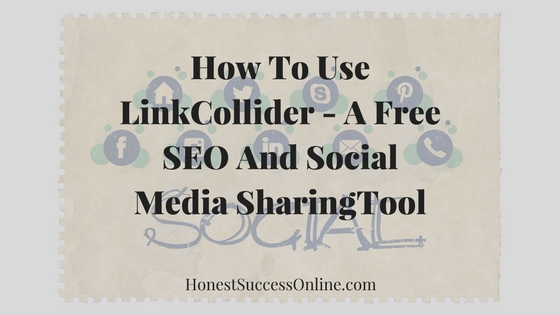 How to use Link Collider