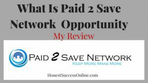 What Is Paid 2 Save Network Opportunity
