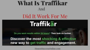 What Is Traffikar