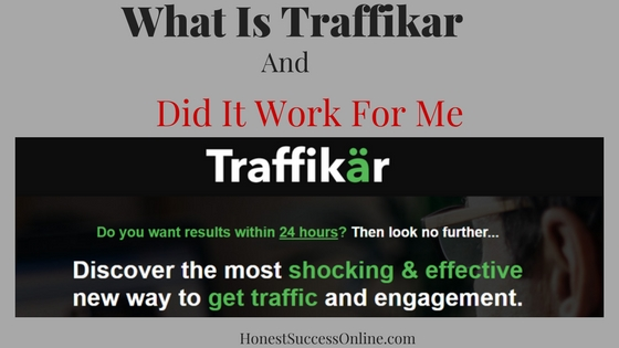 What Is Traffikar