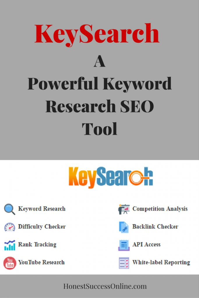 KeySearch -A Powerful Keyword Research SEO Tool