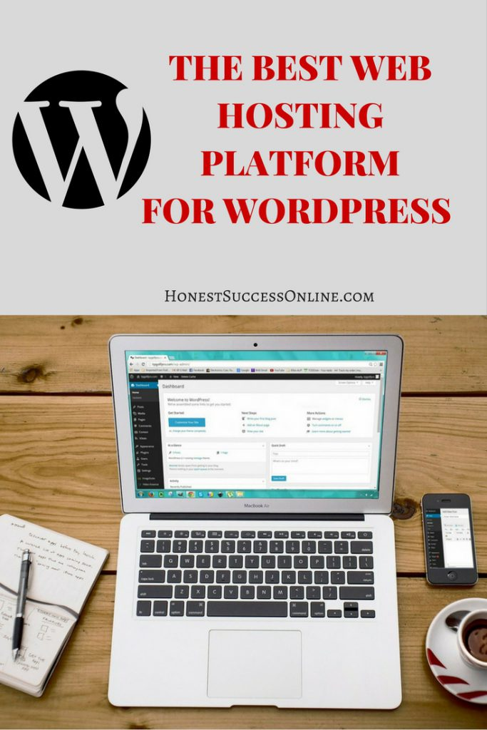 The best Web Hosting Platform For WordPress