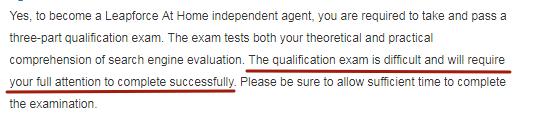 leapforce exam