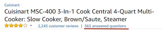Amazon Q&A
