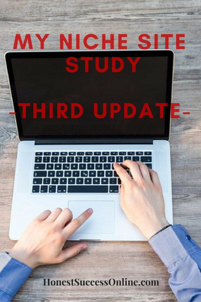 niche case study third update