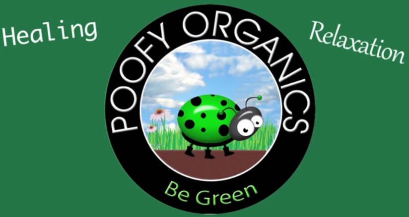 poofy organics review (logo)
