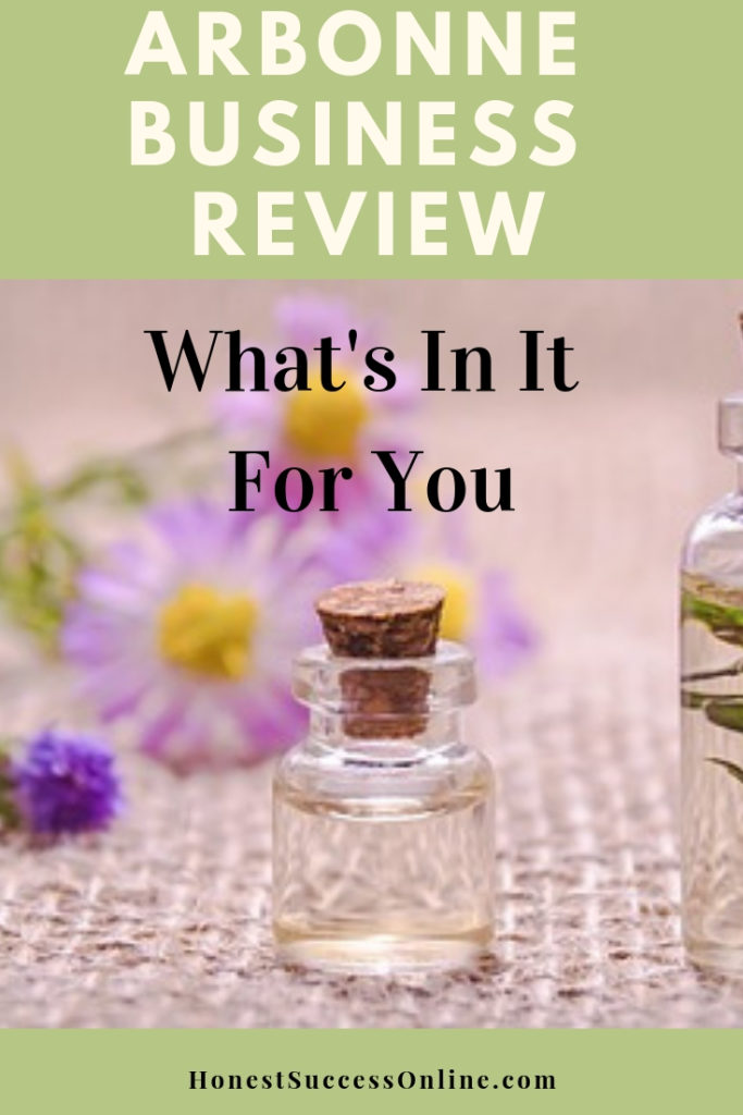 Arbonne Business Review