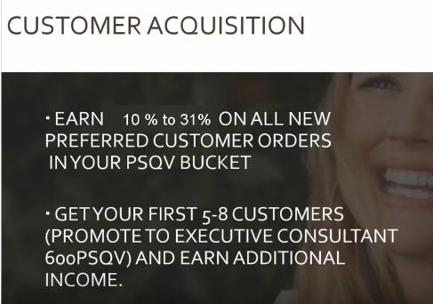 rodan and fields customer acquisition