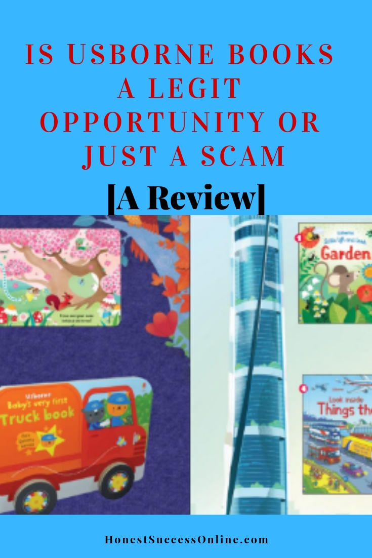 Is Usborne Books A Scam