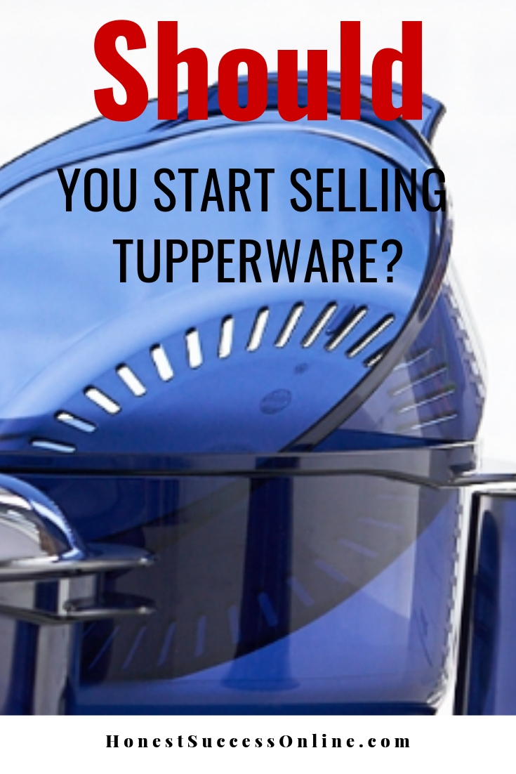 Tupperware business review