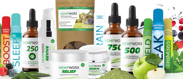 hempworx products