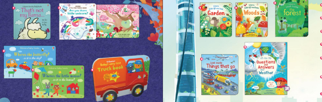 usborne products
