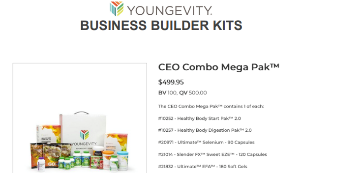 youngevity business builder