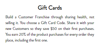 purium gift cards
