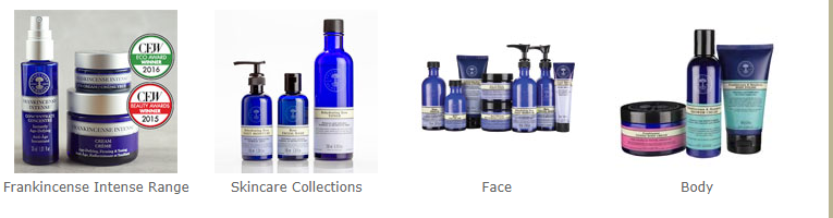 nyr organic products