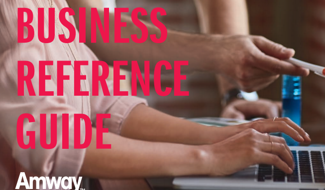 amway business guide