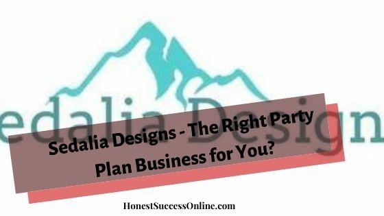 sedalia designs review