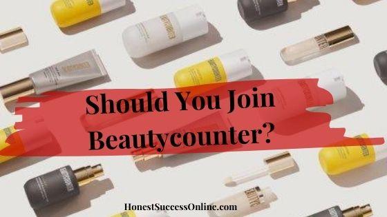should you join beautycounter
